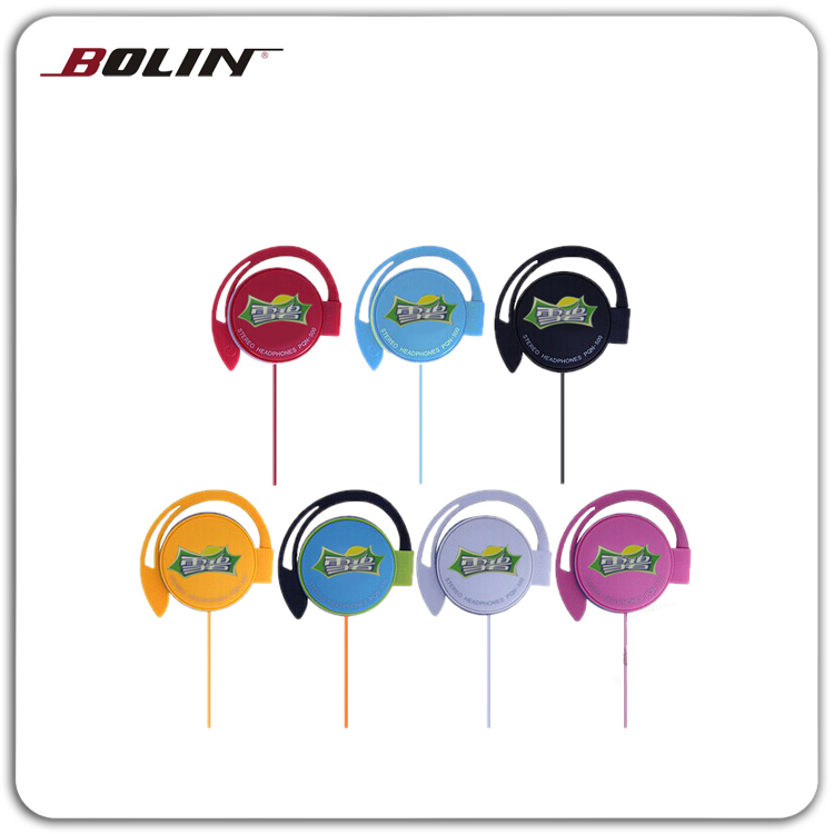 Factory Price Oem like Football cartoon earphone, Best Noise Canceling Stereo Aviation souvenir earphone