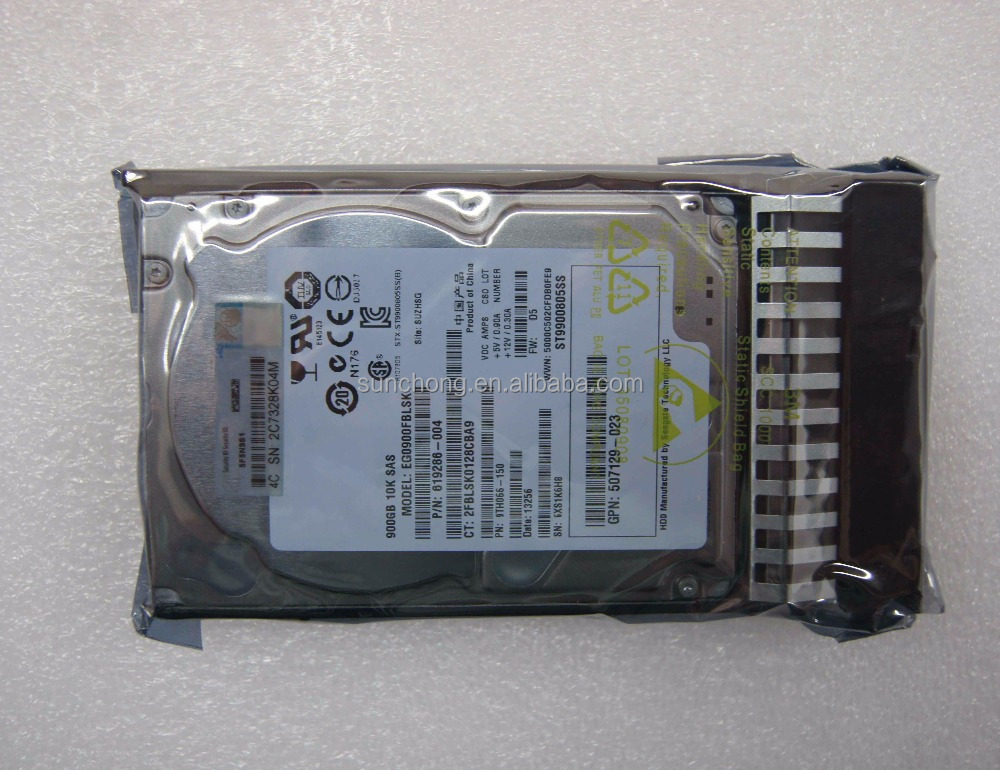 "85Y5861 for IBM 300GB 10K 6Gbps 2.5"" for V7000 SAS SSD Server Hard Drive AC"
