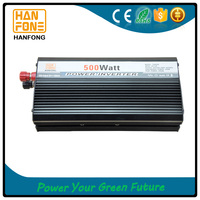 500w 12v Full power inverter with strong protections