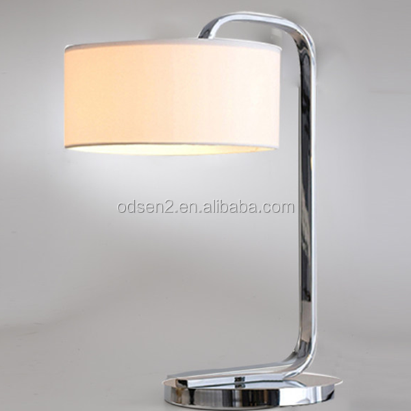 umbrella shade lamp hotel bedside table lamps modern acrylic bedside lamp
