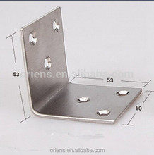 metal building stainless steel or galvanized angle support bracket