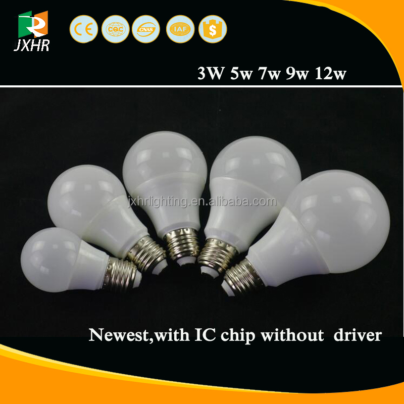 China factory wholesale 2016 new product CE e27 b22 e14 led bulb,led bulb housing,led bulb e27