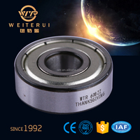 China Supplier 608zz Shielded Bearings