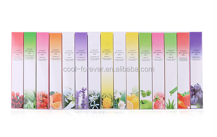Beauty honey nail care tools and equipment 15 kinds of flavors cuticle oil pen