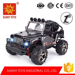 2017 new trend 4 channel remote control toy dump truck for kids