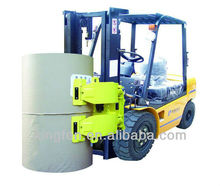 forklift attachment paper roll clamp with CE/ISO/GOST