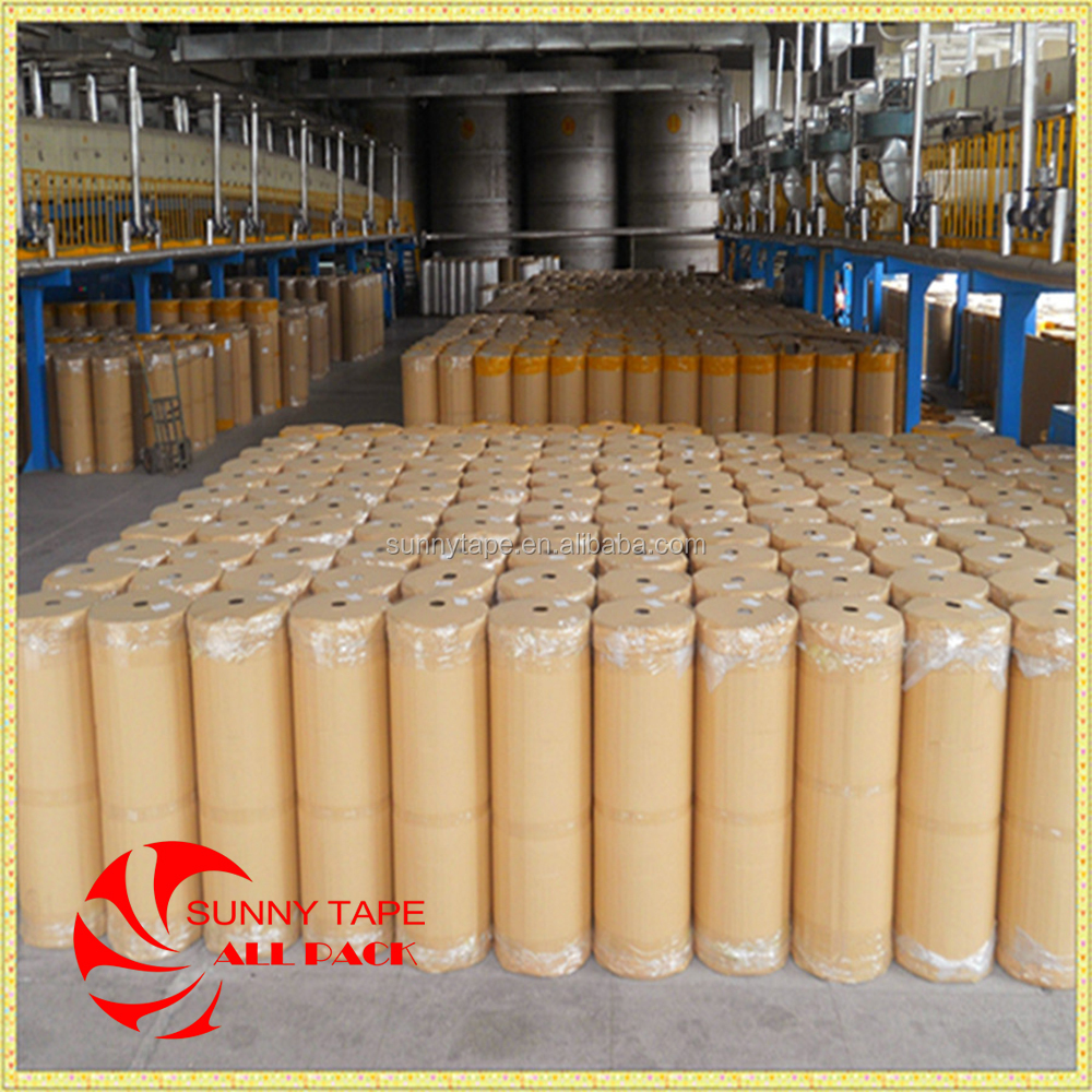 Hote Sale OPP Packing Tape Jumbo <strong>Roll</strong> China Supplier Adhesive BOPP Tape Jumbo <strong>Roll</strong>