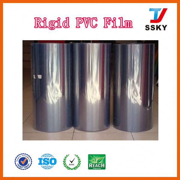 New Style wrapping for agricultural products normal clear pvc product film