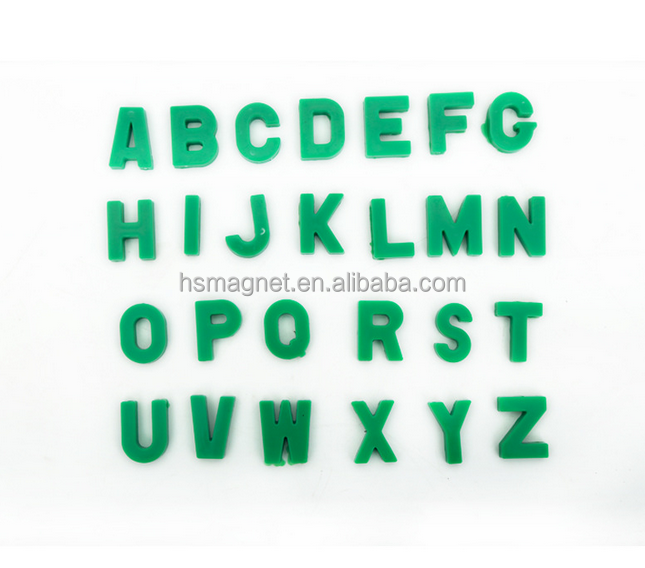 Best Alphabet Magnets for Refrigerator Fun ABC Magnets for Kids Gift Set - 26 Magnetic Letters for Fridge