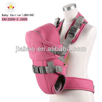 comfortable baby sling carrier with EN13209 baby product