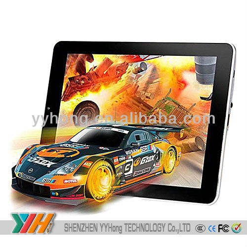 8inch 1024*768 android 4.0 free 3d games tablet pc