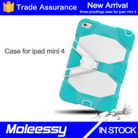 Female popular crystal clear cover for ipad mini 4 7.9 inch elegant case
