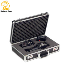 OEM China Ningbo Factory Price High quality Cheap aluminum carry case with customized foam and logo printing