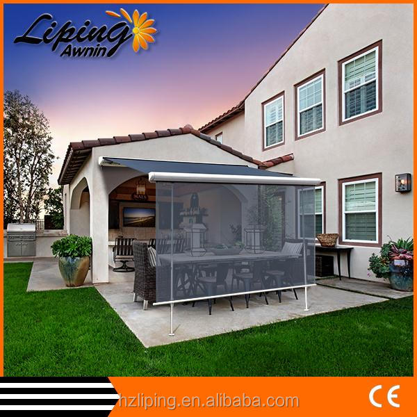 Hot Selling Europen Style Awning,dual Roller Awning,lowes Patio Covers