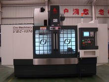 5-axis CNC vertical milling machine VMC-1370 Max. spindle speed15000rpm