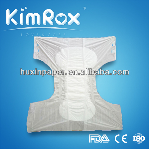 Hot Sale High Quality New And Soft Ultra Thick Baby Adult Diaper In Bulk