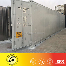 Vegetable Fruit Garlic 20ft 40ft Carrier Refrigeration Unit Insulated Reefer Shipping Container