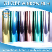 Good heat resistant silver reflective window film for home window tint