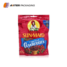 Gravure printing plastic food grade fruit pulp packing
