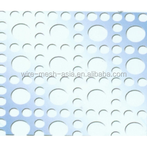 anping STAINLESS STEEL PLATE /AL-Mg alloy plate Perforated Metal Mesh supplier/wholesale