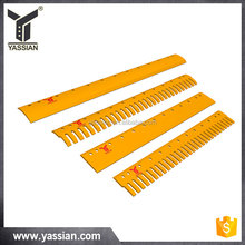 ningbo supplier G.E.T parts professional plough grader blades for sale