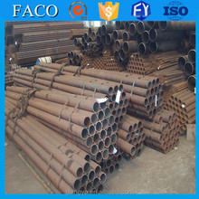 ERW Pipes and Tubes !! ms carbon tube steel pipe with anti corrosion paint