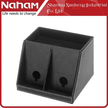 NAHAM PVC Leather desk cell mobile phone holder
