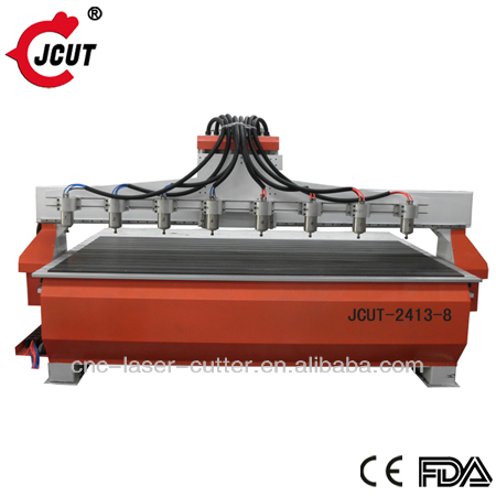 China JCUT g code gypsum board cnc wood panel cutting carving router machine