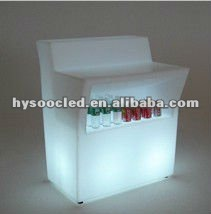 Led furniture lighting rechargeable disco KTV nightclub bar counter light bar table