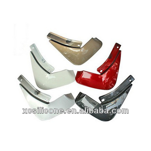 custom auto part accessory,rubber car fender