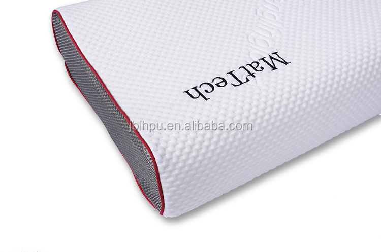 Therapy cervical orthopedic neck head bed sleeping contour memory foam pillow