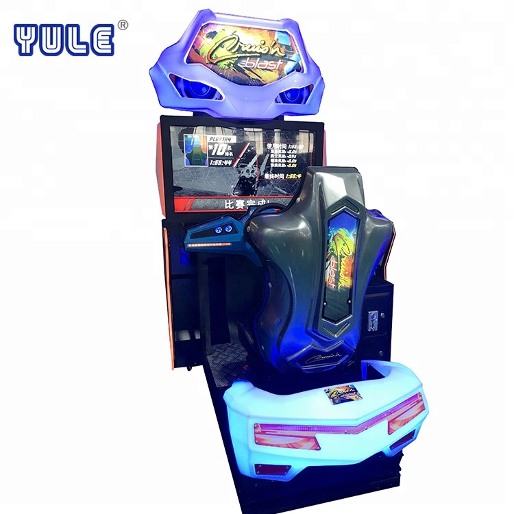 Singapore Hot Sale Turke Cruisin Blast Car Racing Arcade Game Car Simulator Race Game Coin Operated Games Machine