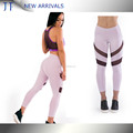 Wholesale dry sports wear High quality printed gym yoga leggings