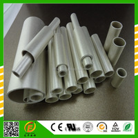 1mm wall thickness avaliable Muscovite Mica Tube for sale