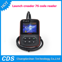 New Arrival Original Launch X431 Creader 7S Code Reader with Oil Reset Function Creader 7 Plus Update Via Official Website