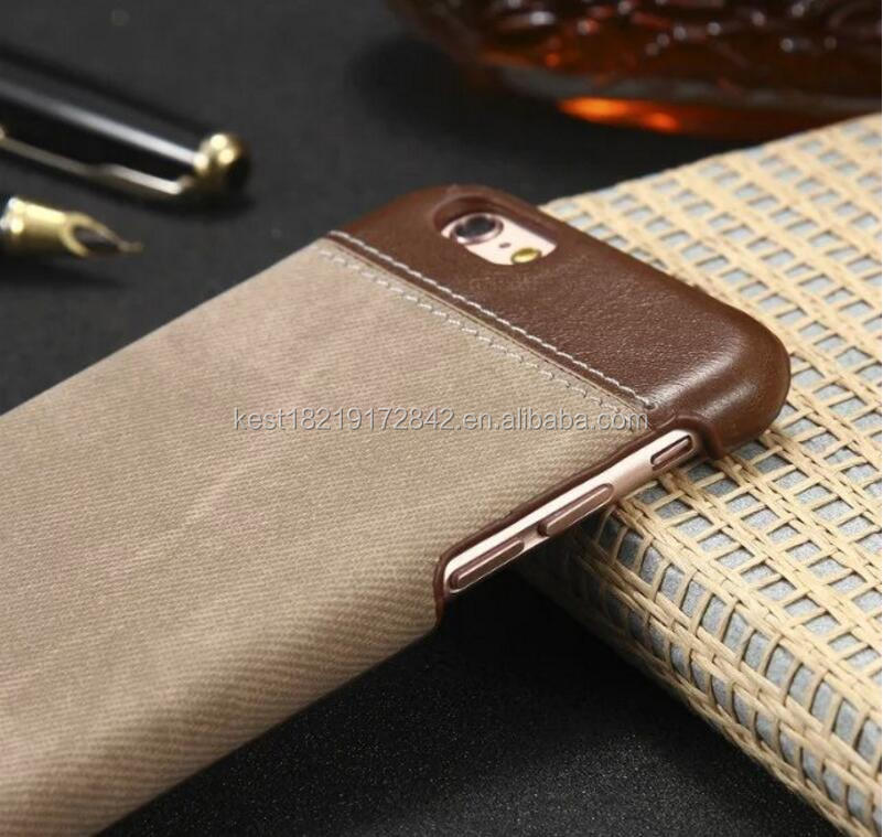 For iphone 7 4.7/5.5 inch Back Cover Case Business Style PU leather case