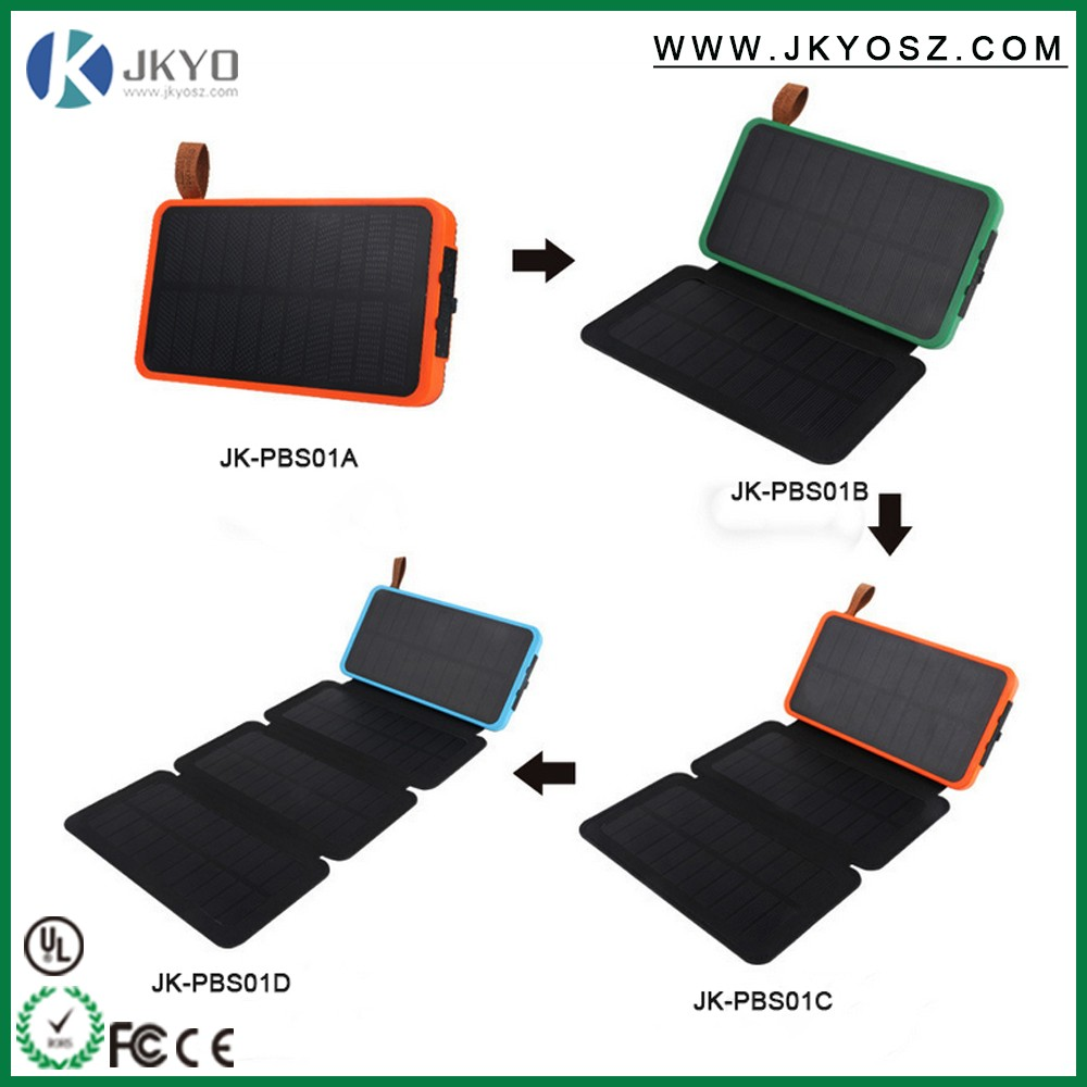 New arrival 8000mah solar cell phone charger for galaxy s4 i9500 panel case