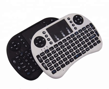 Shenzhen IMO 2.4G Wireless Keyboard I8 Air Mouse Remote For Android TV Box TV Stick Full stock and cheap price