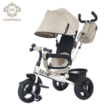 China factory sale baby small bicycle rider ride on tricycle