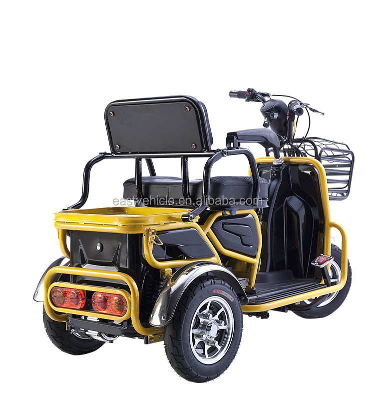 Bajaj bike with 3 wheeler/adult tricycle/slide seat electric bike