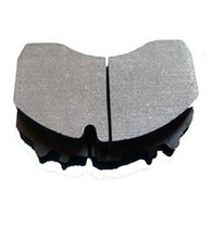 commercial vehicle brake pads GDB5093/0980106950