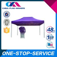 New Style Silk Screen Printing 10Ftx15Ft Canopy Tent