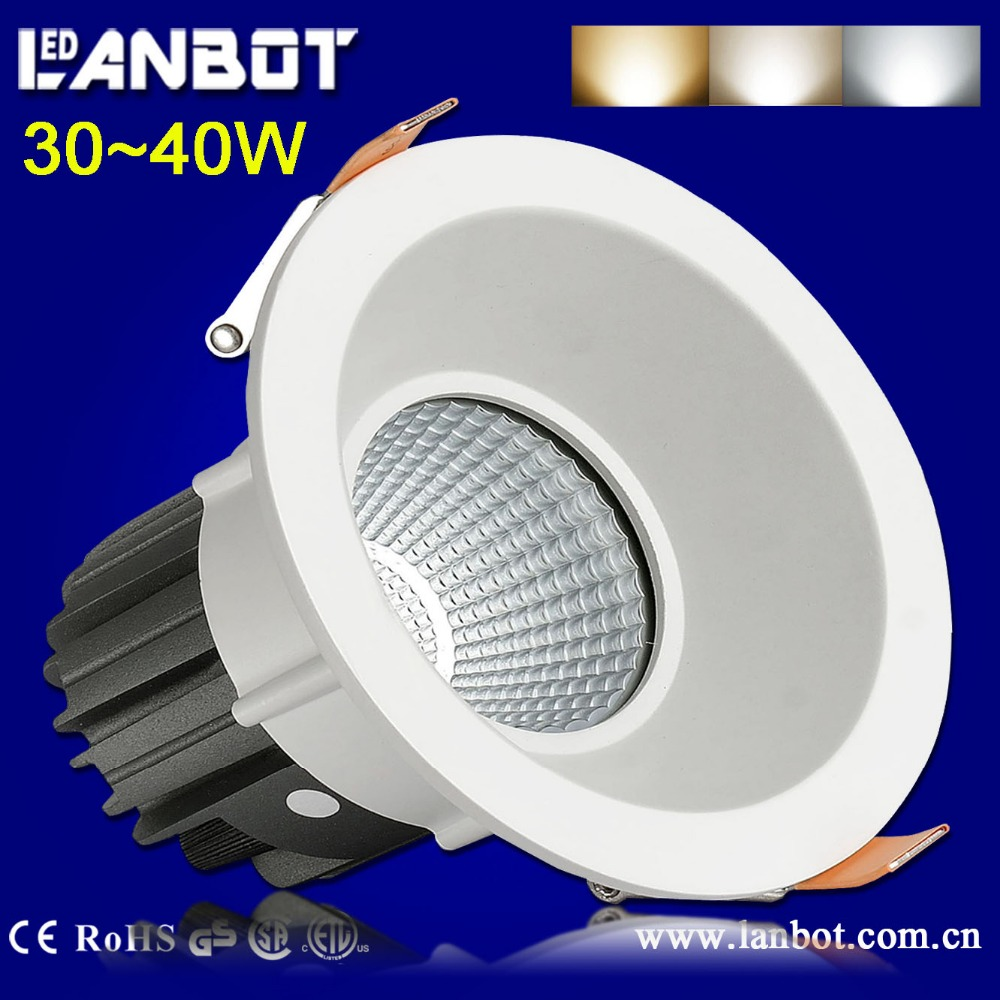 High quality Dimmable Led Recessed Ceiling Light/downlight/led ceiling downlight
