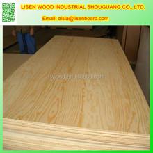 9-Ply Boards Plywood Type and Indoor Usage PINE PANELS