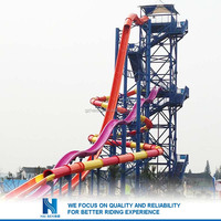 2016 New design interesting water slides Manufatuers in china
