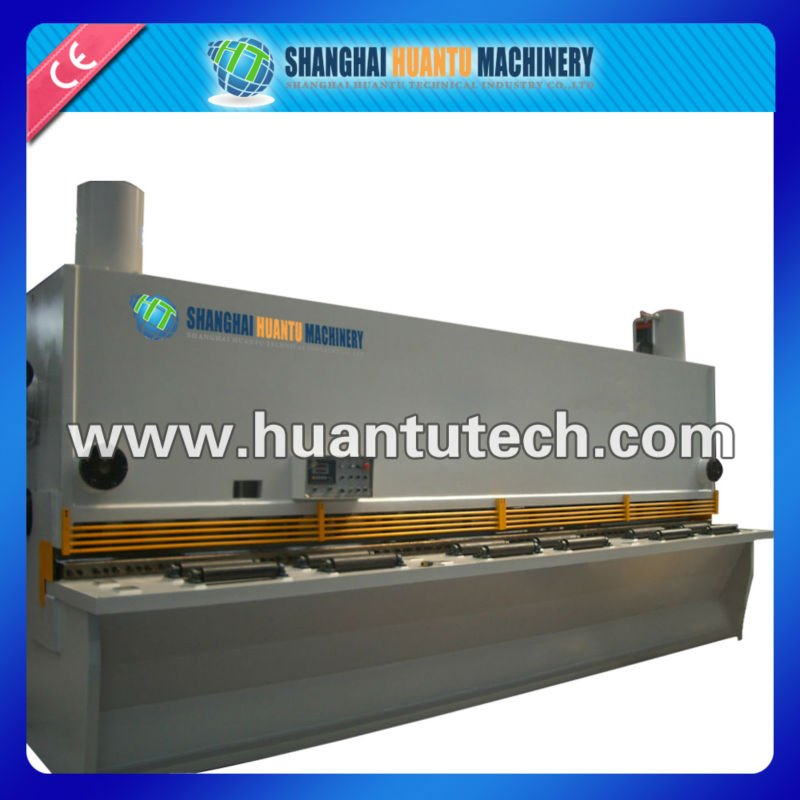 QC11Y hydraulic q11 manual shear machine, qc11y guillotine shearing machine, roof screws for sheet metal