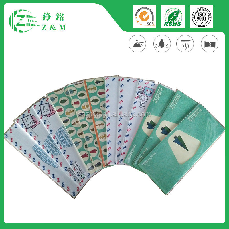 Hot Sale New Design Customized Shopping Tyvek Wallet