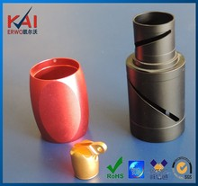 Customized Aluminum Precision CNC Machining Parts with anodized
