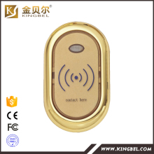 High quality wireless intelligent card cabinet metal door lock
