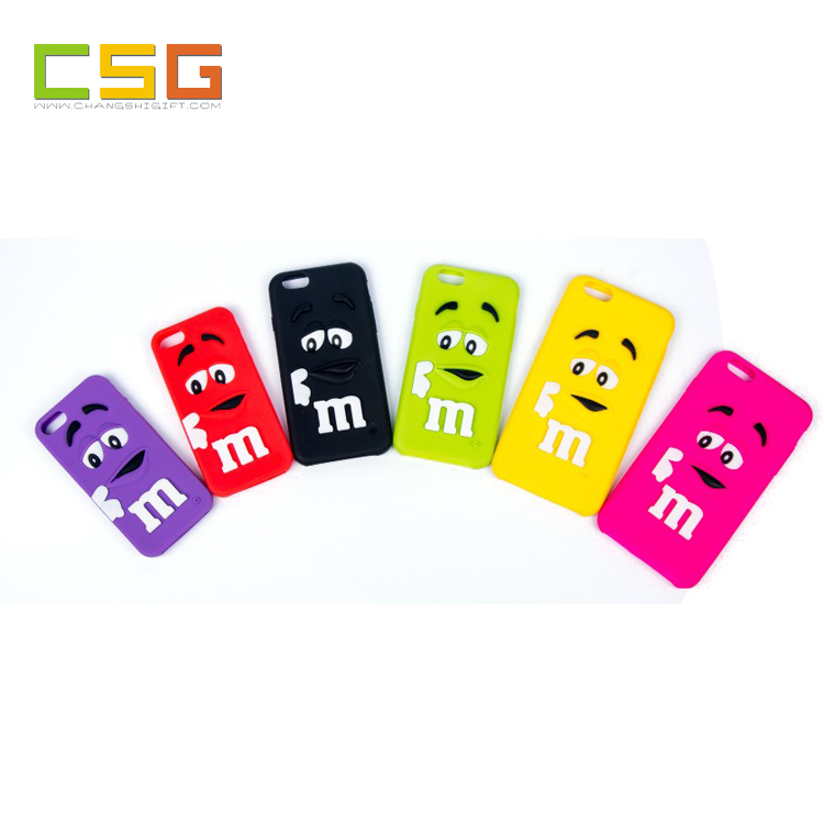 Sedex Factory Hottest selling colorful 5-inch silicone phone cover,rubber phone case,rubber case cover for cell phone